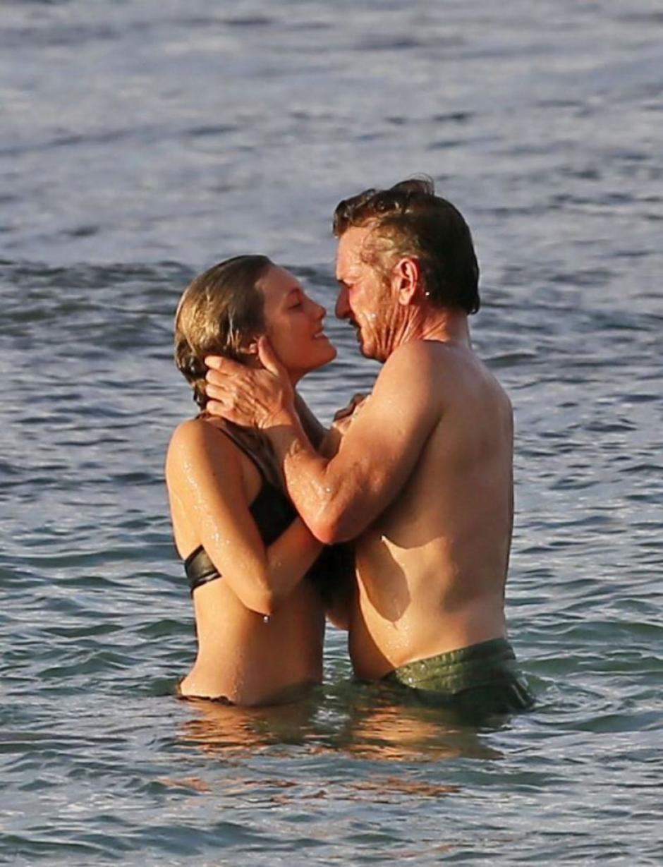 Sean le lleva 32 años a Leila, quien tiene 24. (Foto: elsalvador.com)