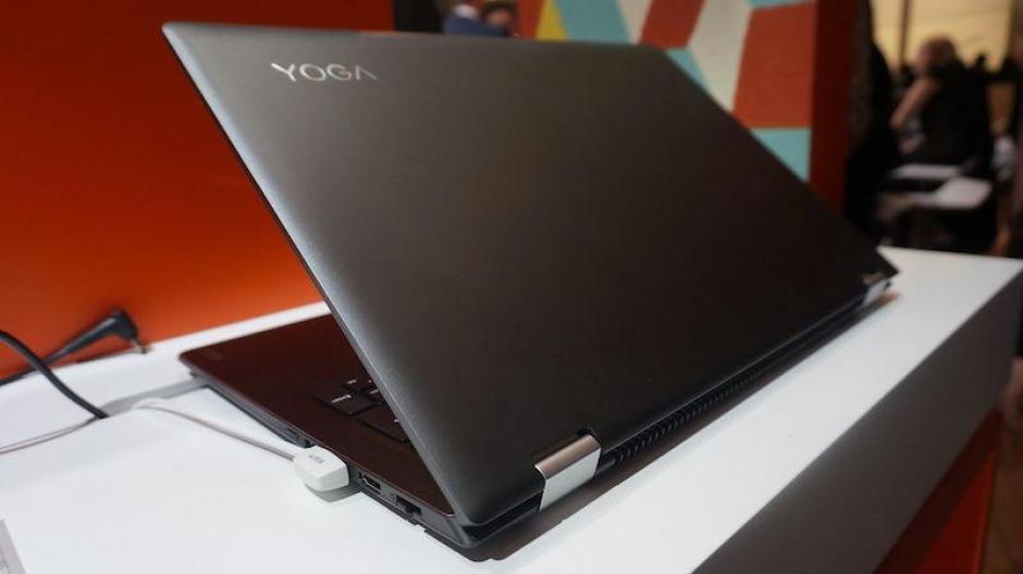 La Yoga 510 utiliza los procesadores Intel Core i7 de sexta generación. (Foto: pcadvisor.co.uk)