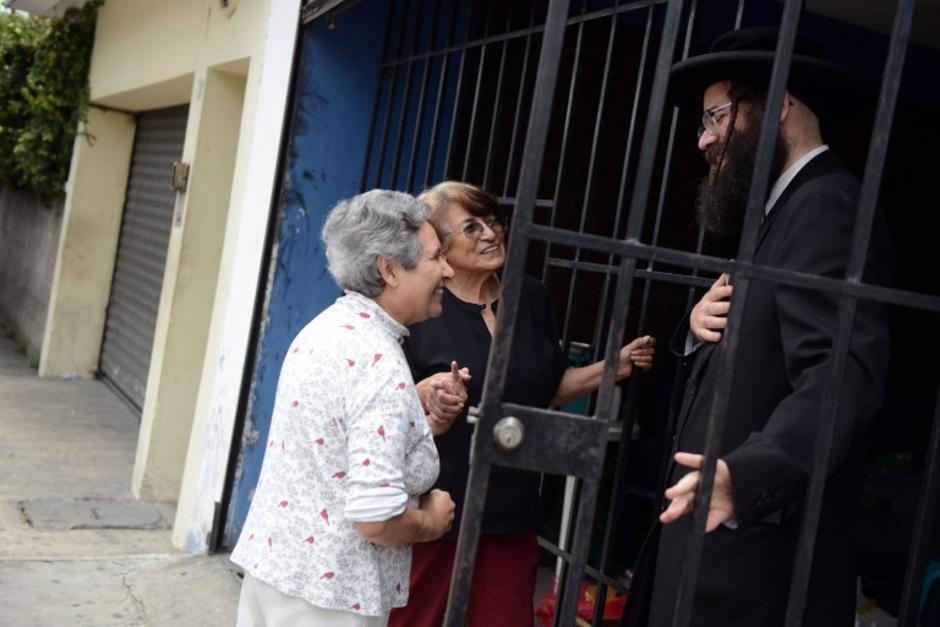 En un inicio, los vecinos aceptaron a la comunidad. (Foto: Archivo/Soy502)
