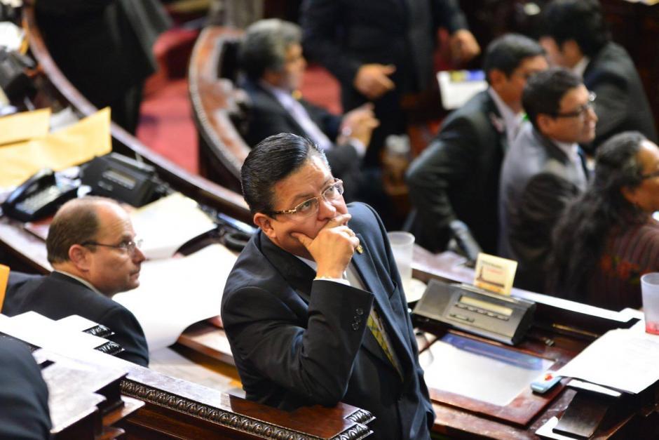 En total fueron 11 diputados los que votaron en contra de esta iniciativa. (Foto: Jesús Alfonso/Soy502)