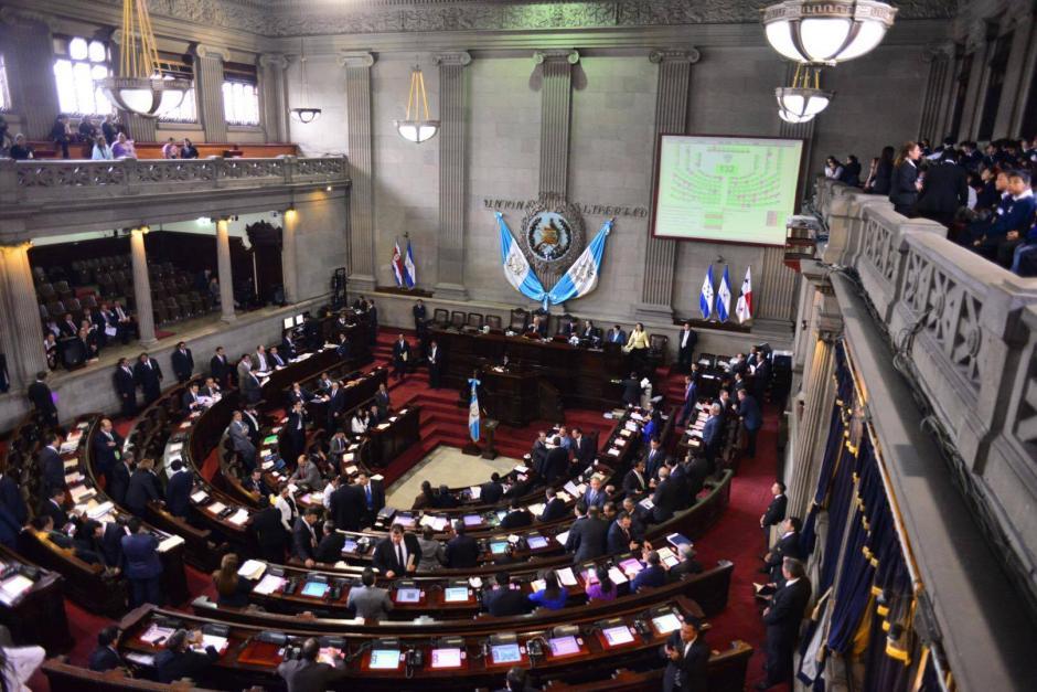 El Congreso de la República aprobó de urgencia nacional la Ley Emergente para la Conservación del Empleo. (Foto: Jesús Alfonso/Soy502)