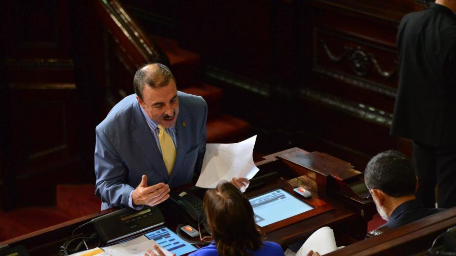La iniciativa tomó por sorpresa a algunos legisladores, pero al final esta pasó sin dificultades. (Foto: Jesús Alfonso/Soy502)