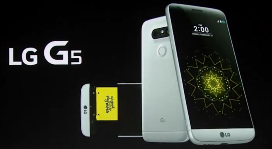 El LG G5 cuenta con un slot para extraer y cambiar la batería sin necesidad de abrir el dispositivo. (Foto: venturebeat.com)