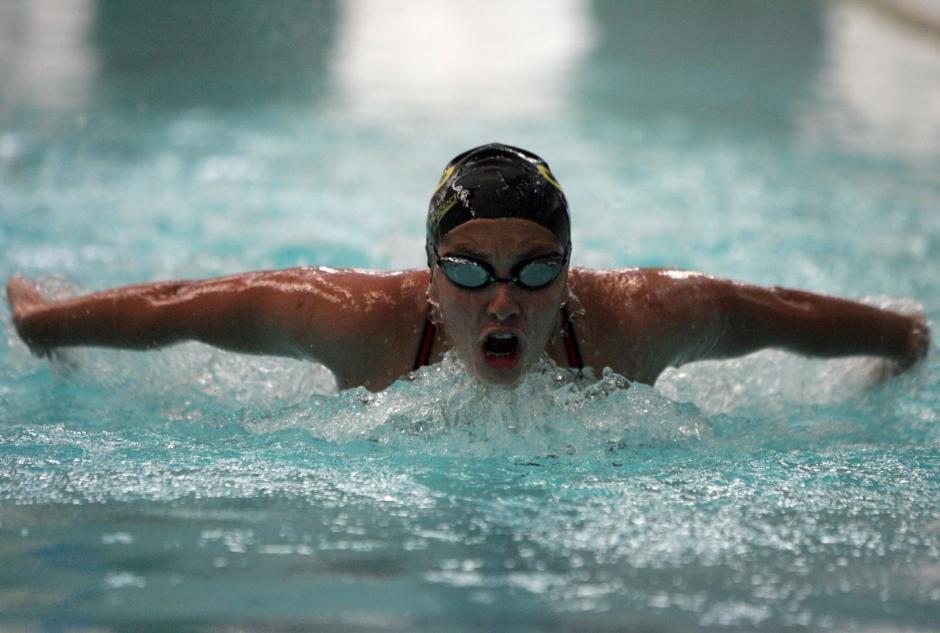 La nadadora partirá el próximo 3 de septiembre rumbo a  Chicago. (Foto: Soy502)
