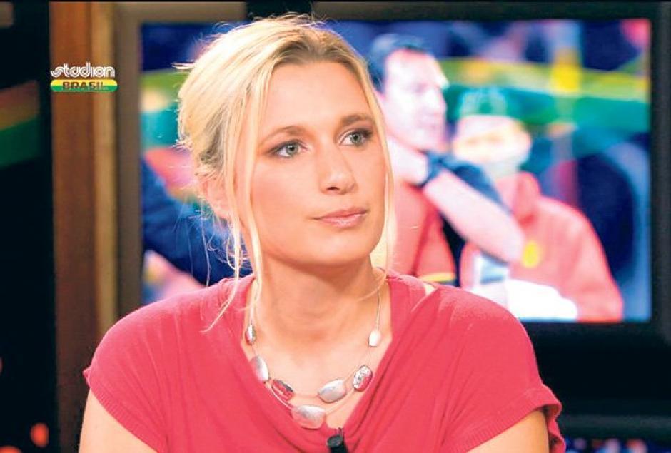 Hilde Van Malderen denuncia en acoso de futbolistas en un libro. (Foto: Vive los Deportes)