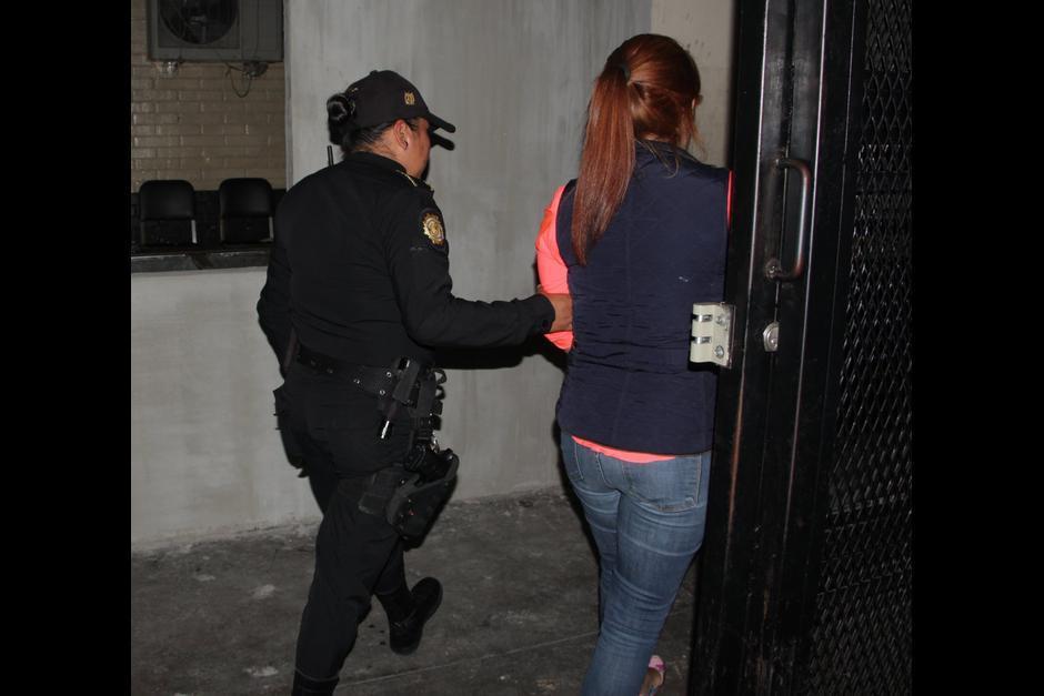 La responsable de atropellar a dos agentes de la PNC fue dejada en libertad. (Foto: PNC)