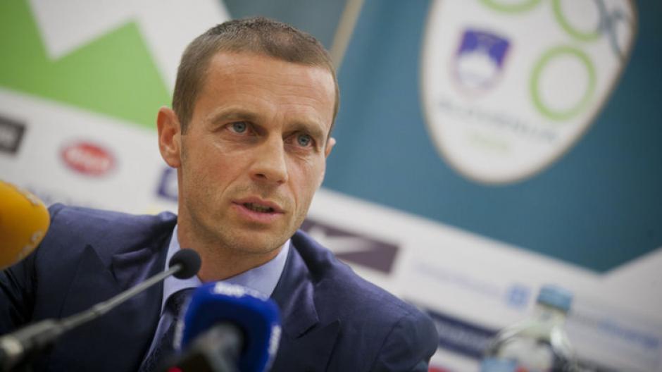 Aleksander Ceferin anunció la propuesta este jueves. (Foto: Libertad Digital)