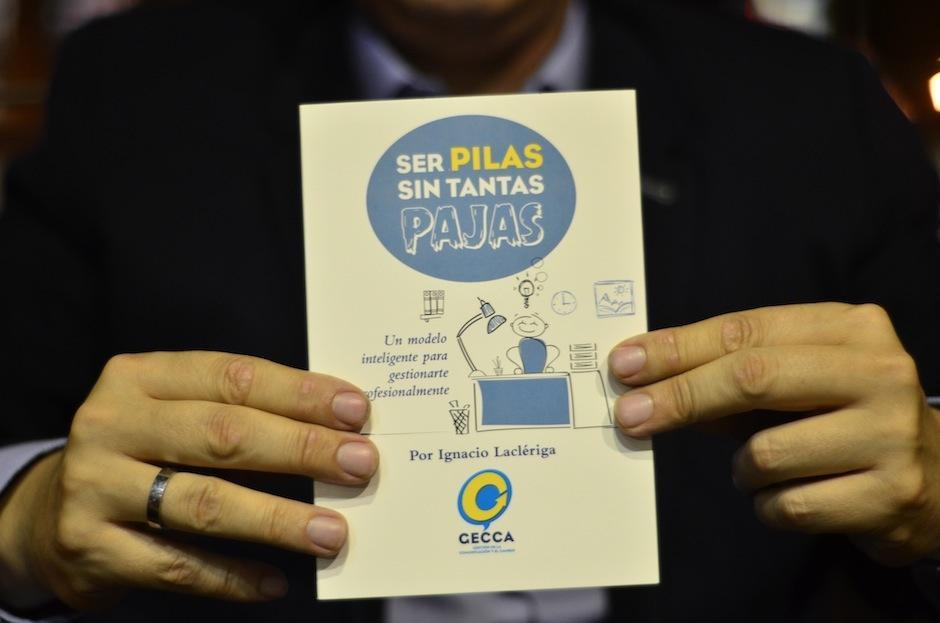 """""""Ser pilas sin tantas pajas"""" te invita a sacar tu potencial sin pretextos (Foto: Selene Mejía/Soy502)"""