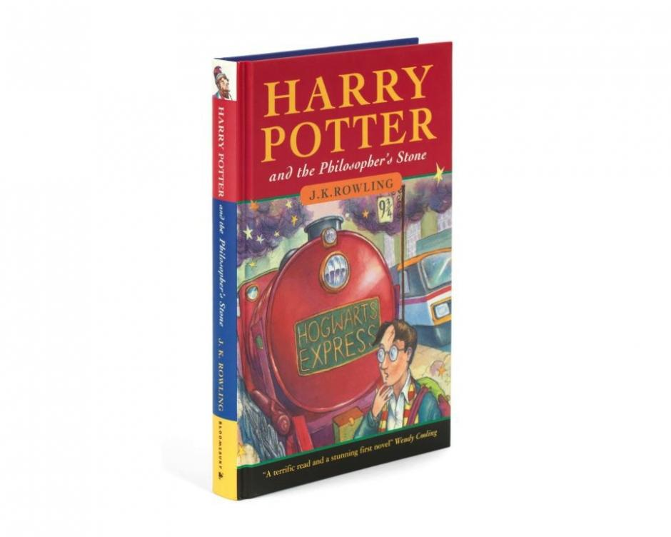 Un error en libro de Harry Potter le hace valer una fortuna. (Foto: The Sun)