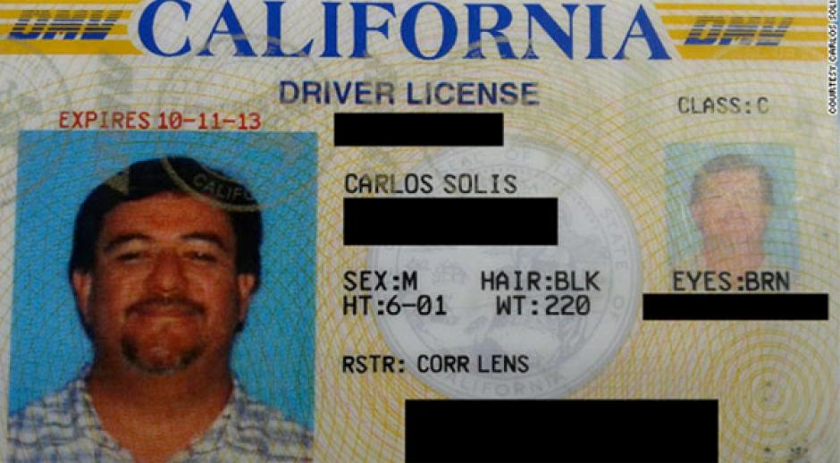 licencias indocumentados