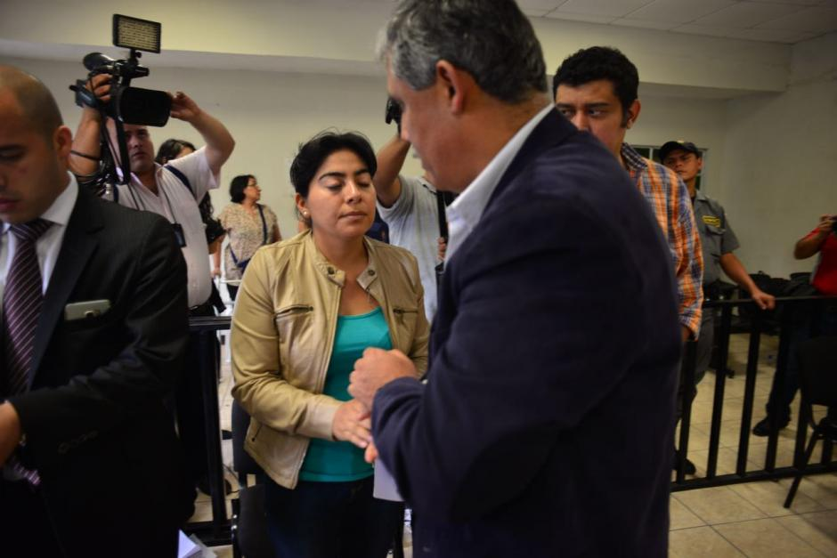 El sindicado deberá pagar una medida sustitutiva de 50 mil quetzales.  (Foto: Jesús Alfonso/Soy502)