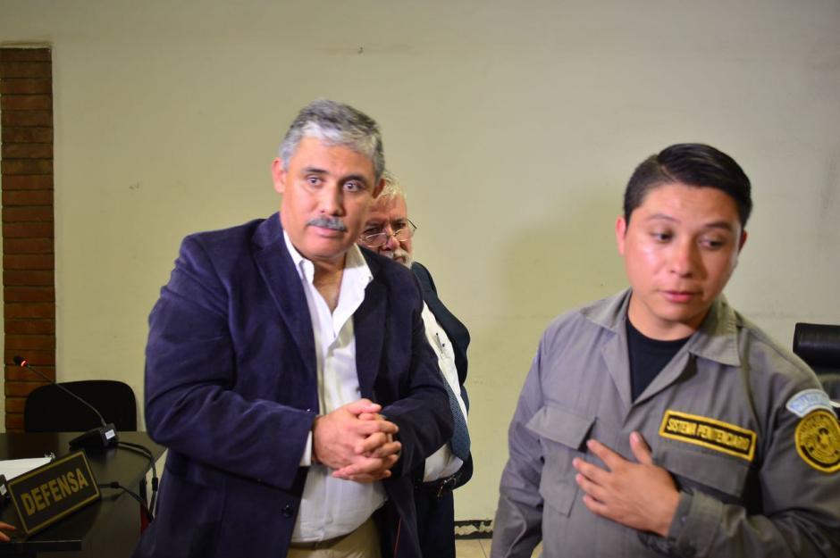 El director del Liceo Javier fue ligado a proceso penal. (Foto: Jesús Alfonso/Soy502)