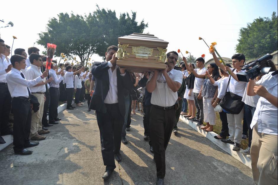 En marzo, muere un adolescente en el Liceo Javier. (Foto: Archivo/Soy502)