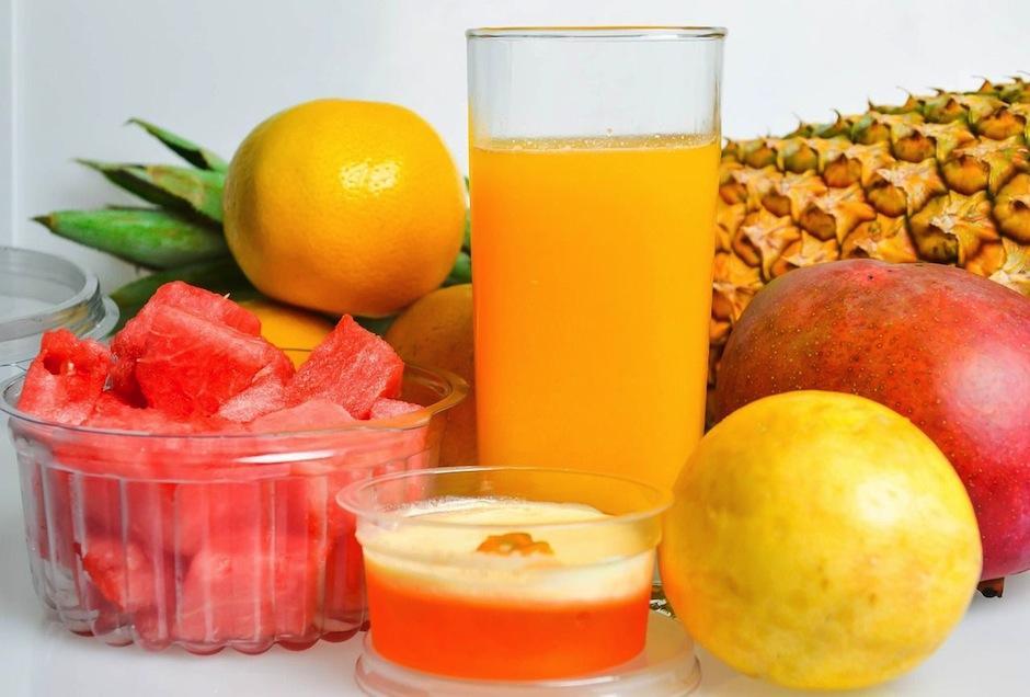 O bien puedes hacerte un licuado de frutas. (Foto: Utodeto)