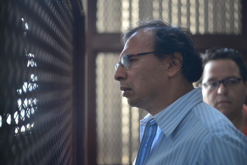 Giovanni Marroquín Navas fue ligado a proceso. (Foto: Archivo/Soy502)