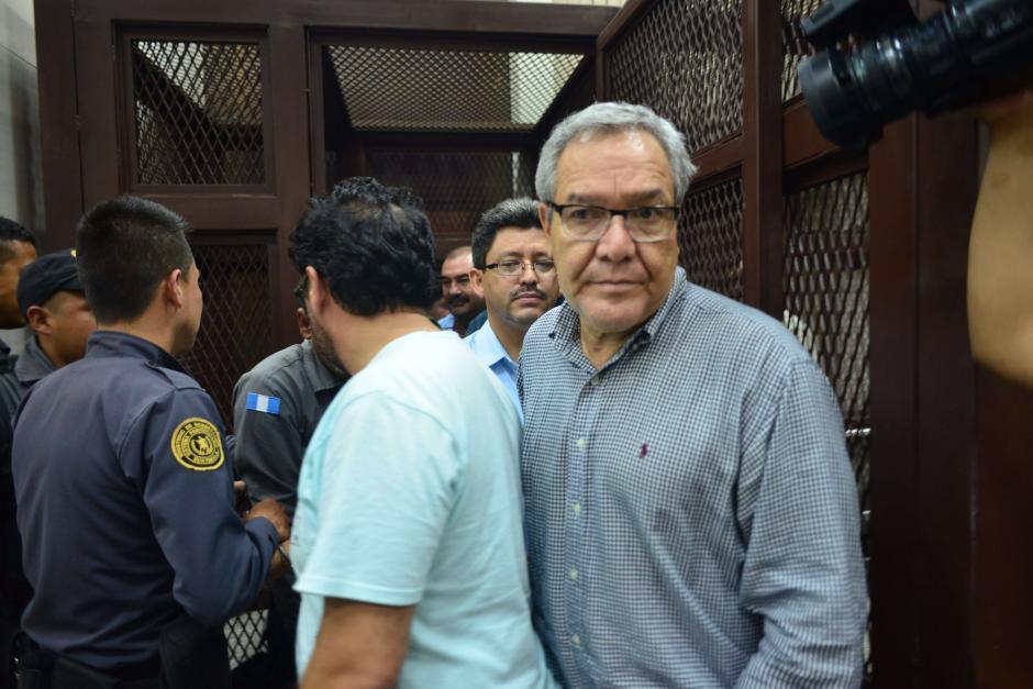 Miguel Ángel Lemus también fue beneficiado con medida sustitutiva. (Foto: Archivo/Soy502)