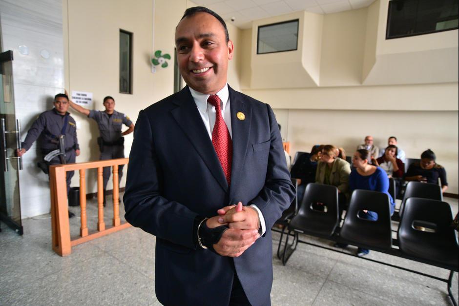 El reo asesinado confiaba en el proyecto de Jimmy Morales y siempre le demostró su apoyo. (Foto: Archivo/Soy502)