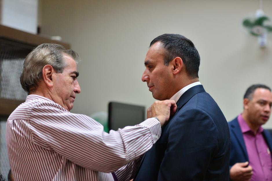 Lima enfrentaba también un proceso por falsificación y entrega de diplomas en Pavón. (Foto: Archivo/Soy502)