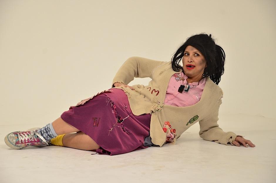 La comediante Liliana Arriaga anunció que presentará un espectáculo en el país. (Foto: Selene Mejía/Soy502)