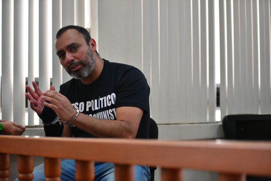 Byron Lima fue condenado por la muerte de monseñor Gerardi. (Foto: Archivo/Soy502)
