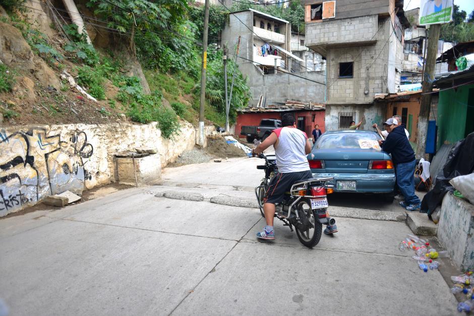"""En """"La Limonada"""" todos los vecinos se conocen y ayudan mutuamente. (Foto: Jesús Alfonso/Soy502)"""