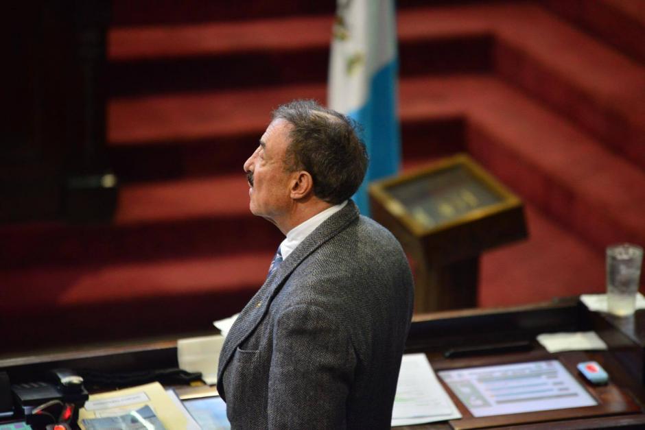 En abril, Linares Beltranena le pidió al Gobierno de Estados Unidos que cambiara a su embajador en Guatemala. (Foto: Archivo/Soy502)