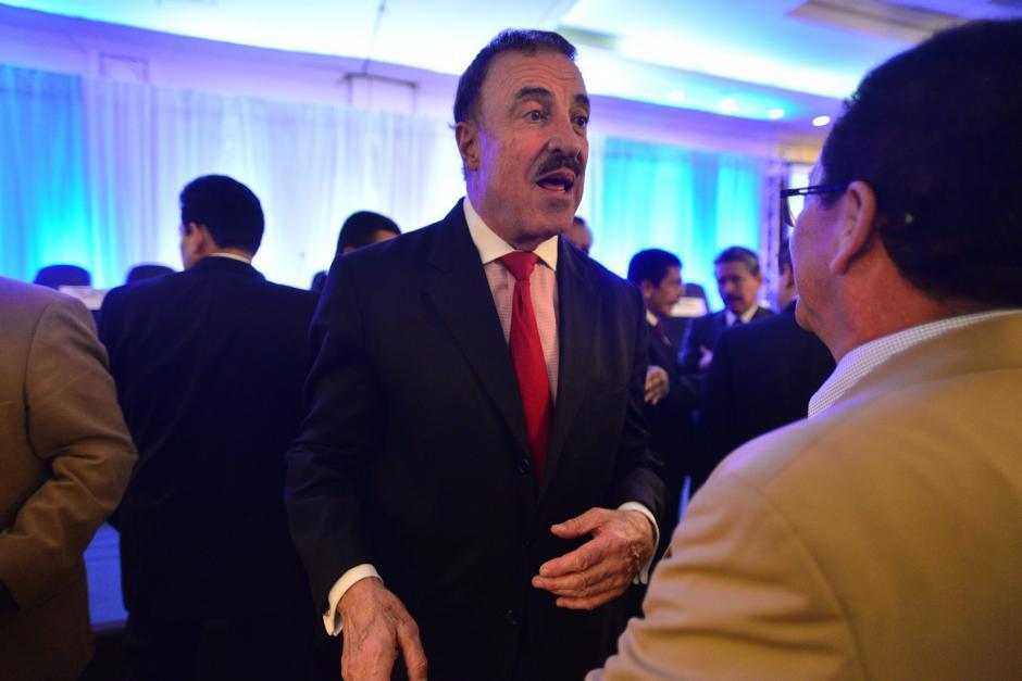 Fernando Linares Beltranena, diputado del PAN, propone poner un cerco en la frontera entre El Salvador y Guatemala. (Foto: Archivo/Soy502)