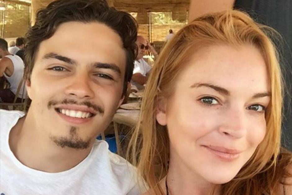 Egor Tarabasov y Lindsay Lohan tienen planes de casamiento. (Foto: Instagram)
