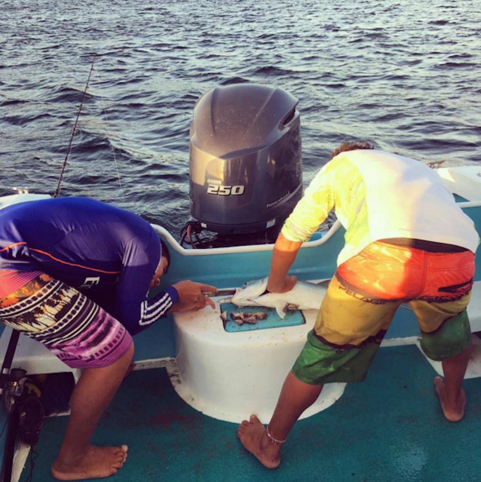 El agua es uno de los mejores lugares para desintoxicarse, mejor si es en Centroamérica. (Foto: Lindsay Lohan)