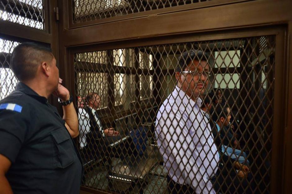 Omar Franco quedó ligado a proceso por este nuevo caso de corrupción. (Foto: Jesús Alfonso/Soy502)