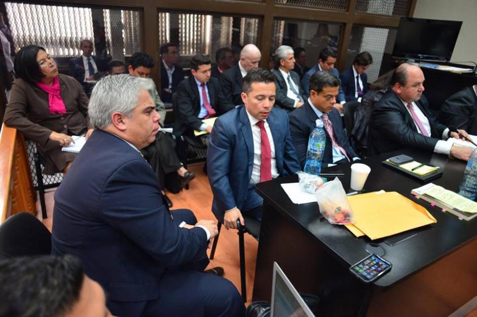 Frank Trujillo recuperó su libertad luego de estar involucrado en el caso La Línea 2. (Foto: Jesús Alfonso/Soy502)