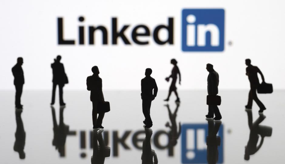 Linkedin es el símbolo de la avaricia. (Foto: forbes.com)