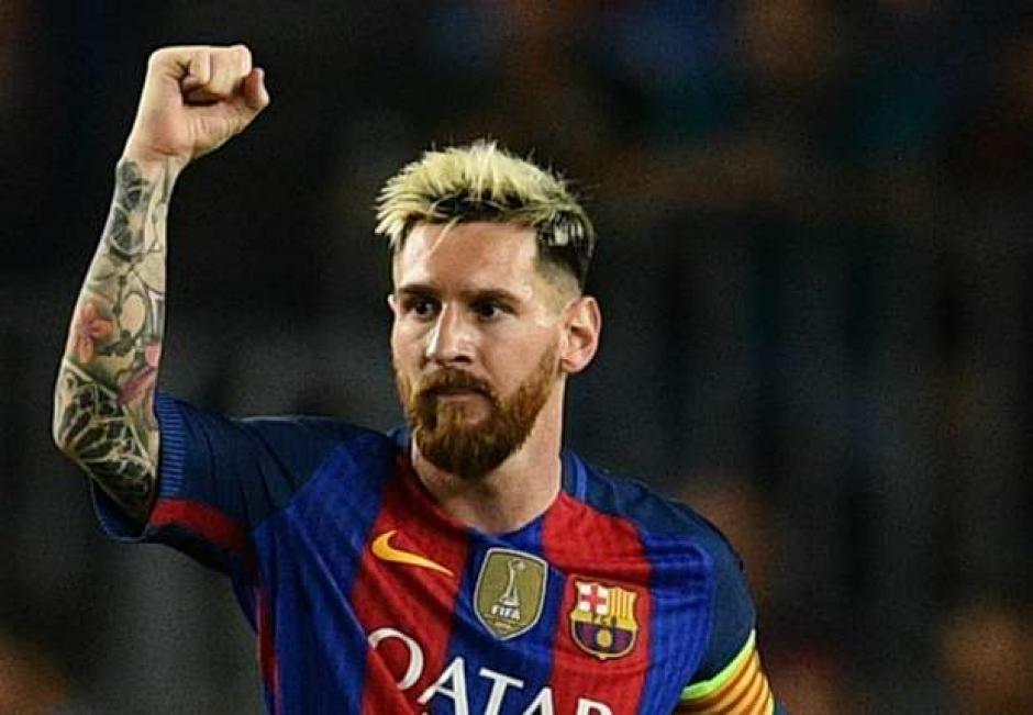 Messi es ahora el segundo mejor cotizado del Barcelona, pero en la renovación superará a Neymar.  (Foto: Twiter)