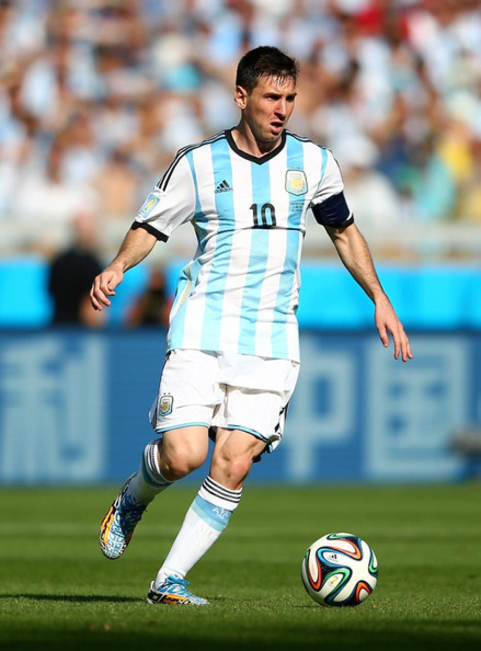 Messi ha sido capitán en la última era de la Selección albiceleste. (Foto: Agencias)