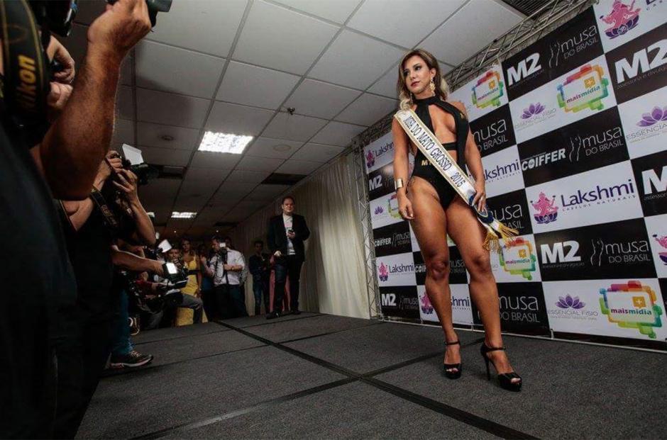 La reina de belleza brasileña Raquel Santos, muere tras someterse a una operación de cirugía estética. (Foto: EFE)