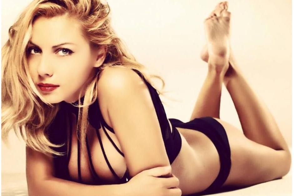 La sensual actriz italiana Lisa Fusco. (Imagen: Google)