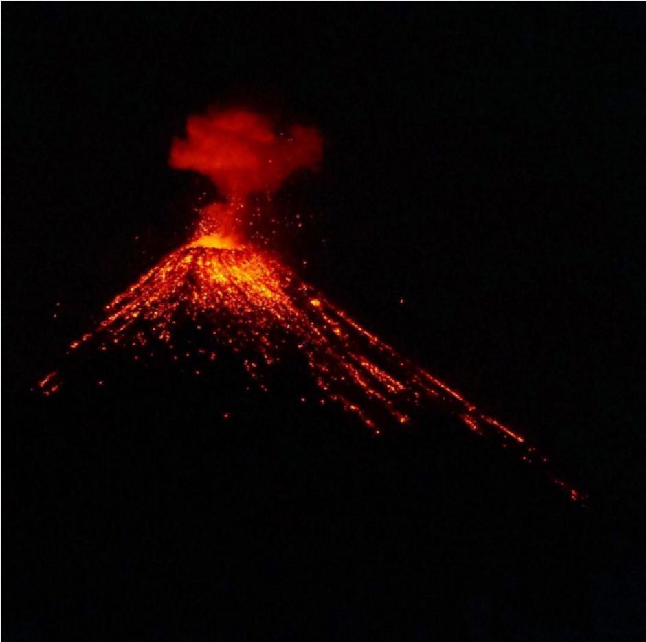 Este volcán se caracteriza por ser uno de los pocos en constante actividad. (Foto: Lisa Marie, Instagram)