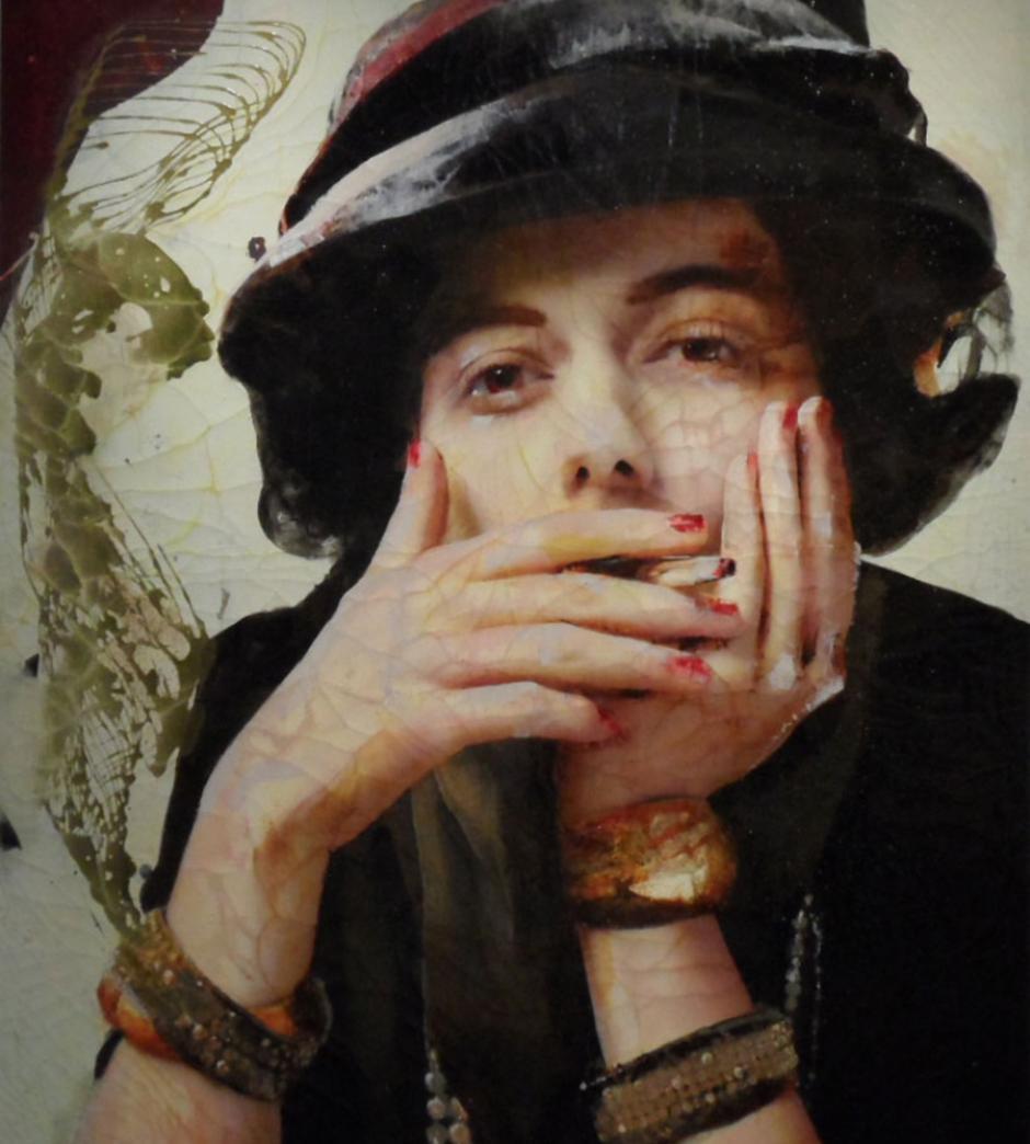 Ahora, Lita es la pintora española más cotizada del mundo. (Foto: valencia.leccol.com)