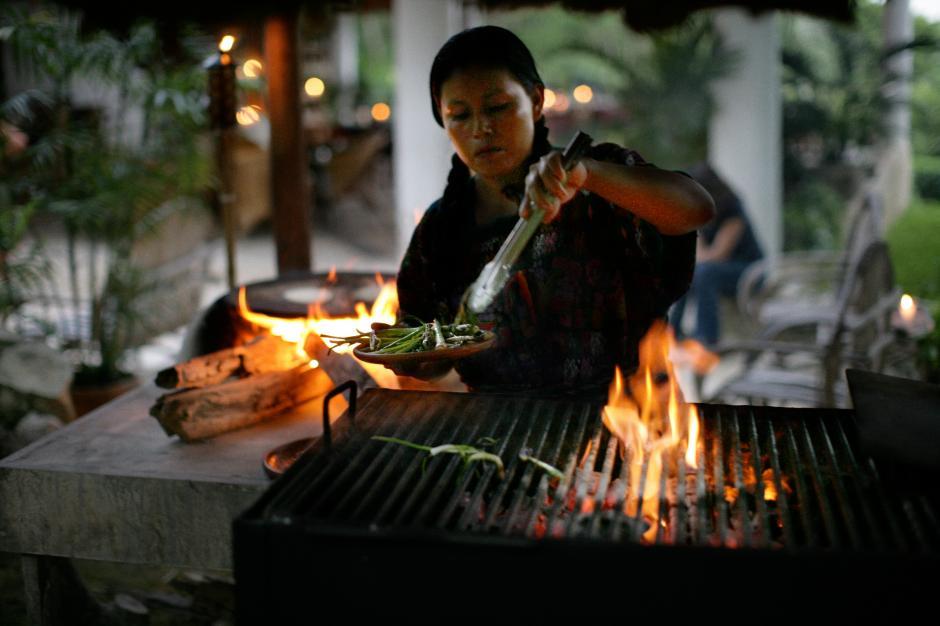 El resort ofrece todos sus servicios con un toque de la cultura guatemalteca. (La Lancha)