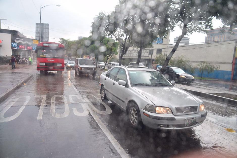 La temporada de lluvia al parecer se inició en Guatemala. (Foto: Jesús Alfonso/Soy502)