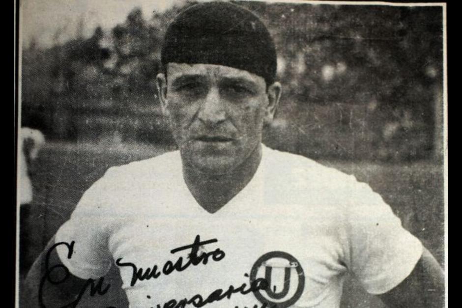 Lolo Fernández de Perú suma 15 goles. (Foto: goal.com)