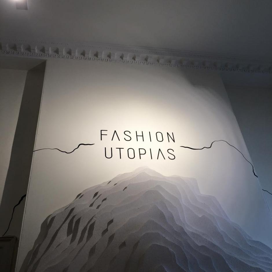 """Con el título """"Fashion Utopias"""" Guatemala brilló en el International Fashion Showcase 2016. (Foto: Cecilia Santamarina)"""