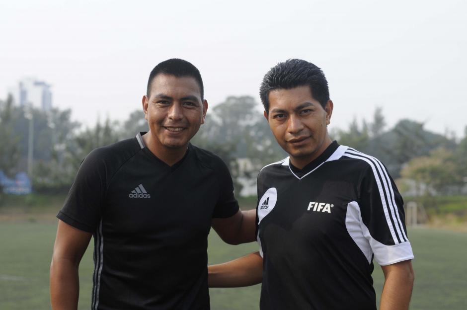 Walter y su hermano Gerson pitarán el juego entre Portugal y Argentina, este jueves. (Foto: Archivo)