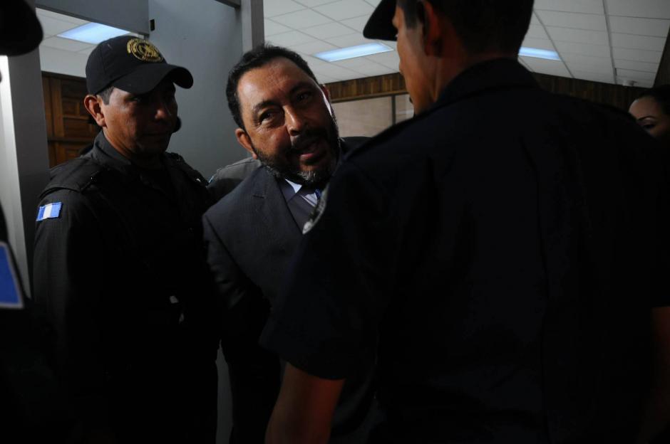 Los casos de Cooptación del Estado y La Cooperacha serán uno solo. (Foto: Alejandro Balan/Soy502)