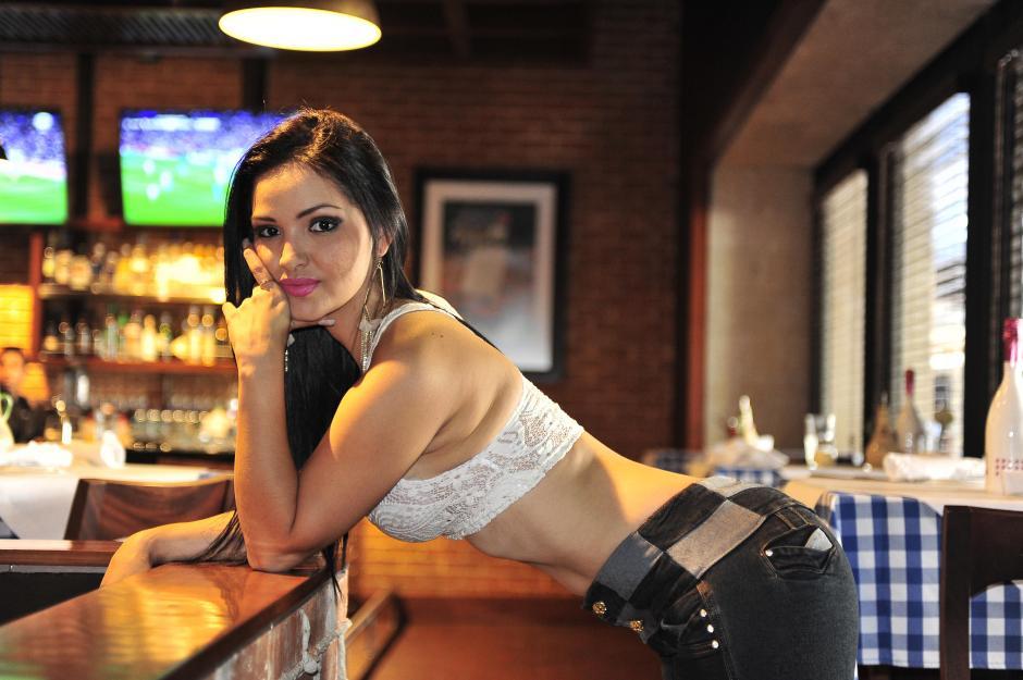 La guatemalteca, Lorena Aros, sigue triunfando en Telemundo. (Foto: Te cuento)