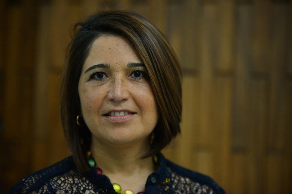 Lorena Isabel Fuentes Estrada cuenta con una amplia carrera como abogada. (Foto Wilder López/Soy502)