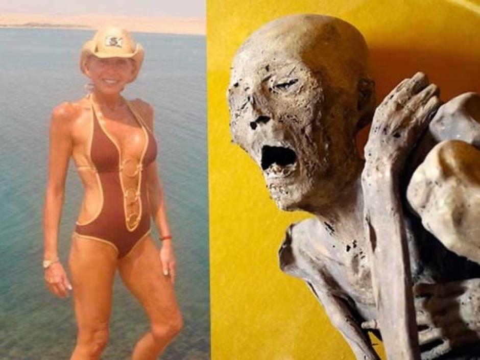 Algunos comparativos fueron bastante crueles. (Foto: diariocorreo.pe)