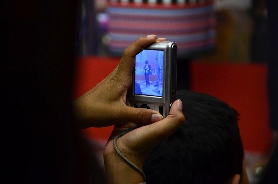 la imagen es un arma poderosa para cambiar el mundo. (Foto: Selene Mejía/Soy502)