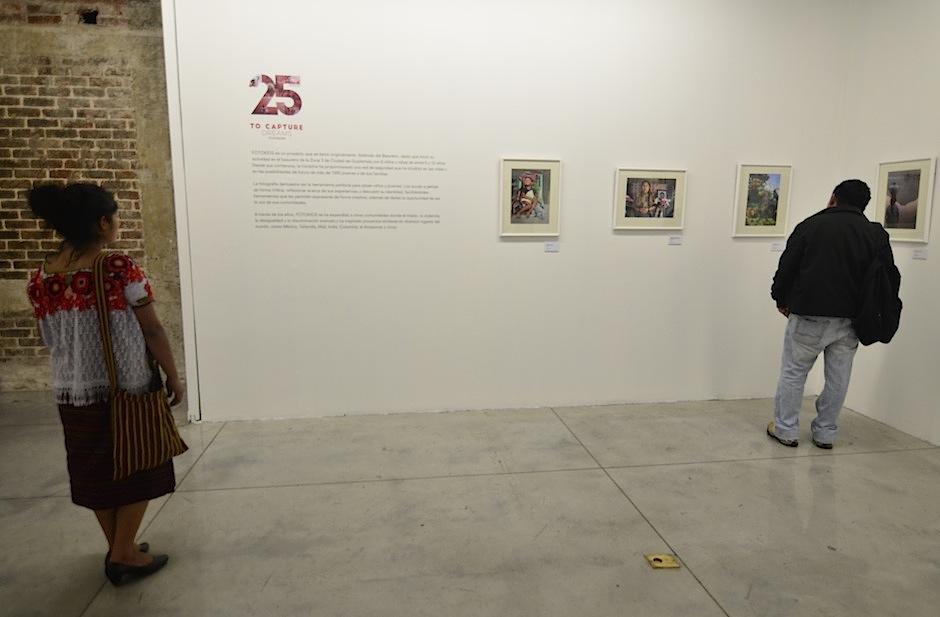 Más de 80 fotografías son parte de 5 años de trabajo. (Foto: Selene Mejía/Soy502)