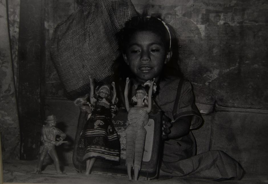 Icónicas fotografías del proyecto también son parte de la muestra. (Foto: Selene Mejía/Soy502)